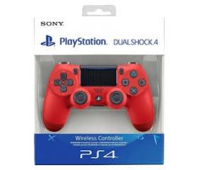 PS4 Dualshock kontroller - piros v2