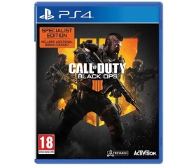 Call Of Duty - Black Ops IIII Specialist Ed. PS4