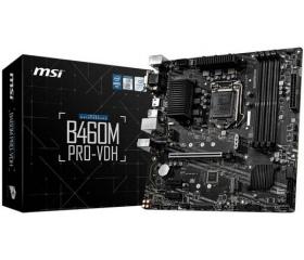 MSI B460M PRO-VDH