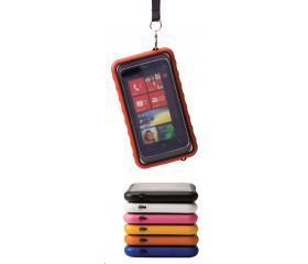Krusell Mobile Case SEALABOX vízhatlan Piros (L)