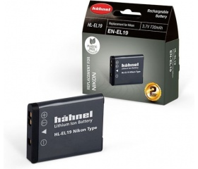 Hahnel HL-EL19 (Nikon EN-EL19 730mAh)