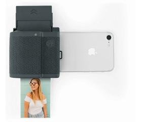 Prynt Pocket fotónyomtató iPhone-hoz grafitszürke