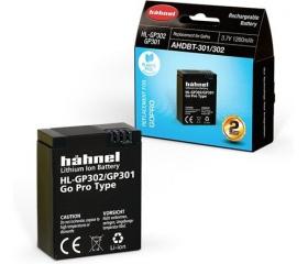 Hahnel HL-GP302/GP301 (GoPro AHDBT-301/302 1260mAh