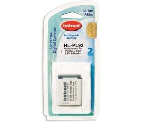 Hahnel HL-PL92 (Pentax D-Li92 850mAh)