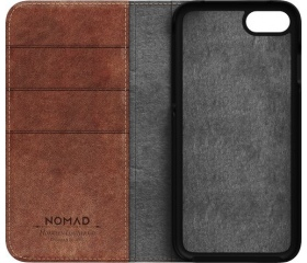 Nomad Leather Folio iPhone 7/8-hoz