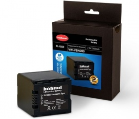 Hahnel HL-N260 (Panasonic VW-VBN260 2360mAh)