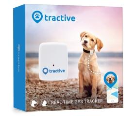 Tractive GPS Tracker házi kedvenc nyomkövető