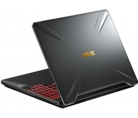 """Asus TUF Gaming FX505GD-BQ110 15,6"""" Fekete"""
