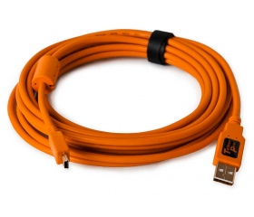 TETHER TOOLS TetherPro USB2.0 - Mini B (4.6m)