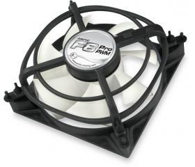 Arctic Cooling F8 Pro 8cm rendszerhűtő