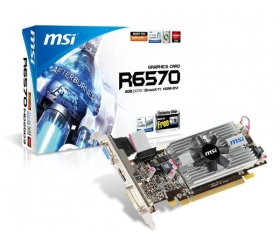 MSI Radeon HD6570 2048MB DDR3 Low Profile