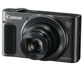 Canon PowerShot SX620 fekete