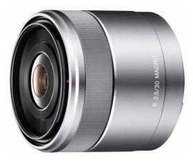 Sony E 30 mm F3.5 Macro