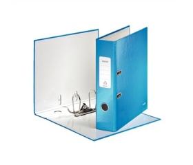 Leitz Iratrendező, 80 mm, A4, Kék