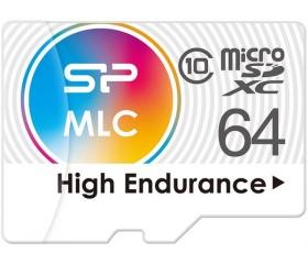 Silicon Power microSDXC High Endurance 64GB