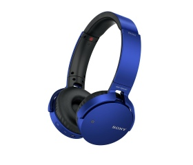 Sony MDR-XB650BT Bluetooth Kék