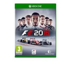 Xbox One F1 2016