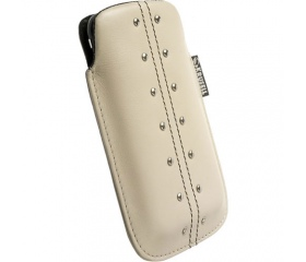 Krusell Mobile Sleeve KALIX Bézs (Medium)