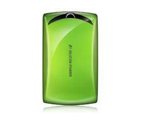Silicon Power Stream S10 640GB USB3.0 Zöld