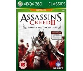 Xbox360 Assassins Creed 2 GOTY