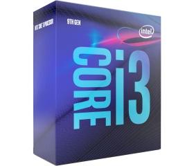 Intel Core i3-9100 3,6GHz 6MB Dobozos