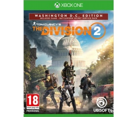 Tom Clancy's The Division 2 Washington D.C. XboxO.