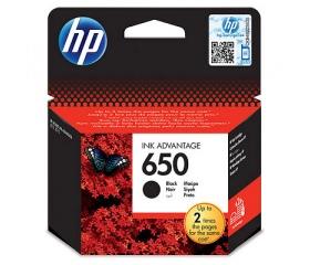 HP 650 fekete