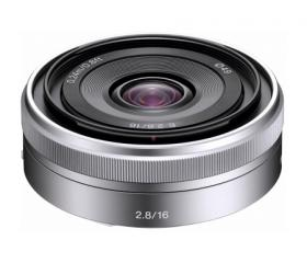 Sony E 16 mm F2.8