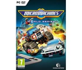 PC Micro Machines World Series
