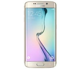 Samsung Galaxy S6 Edge 32GB arany platina