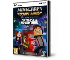 PC Minecraft: Story Mode - The Complete Adventure