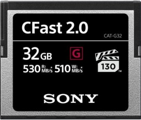 Sony CFast 2.0 G sorozat 32GB
