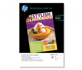 HP Professional Glossy Inkjet Paper A3 50lap