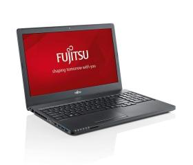 Fujitsu Lifebook A357 notebook fekete