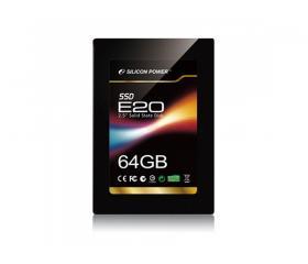 """Silicon Power SATA 2,5"""" 64 GB MLC E20"""