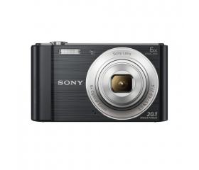 Sony Cyber-shot DSC-W810 Fekete