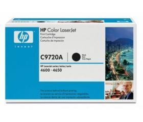 HP C9720A toner Fekete