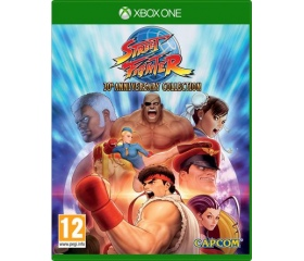 Street Fighter 30th Anniversary Collection Xb. One