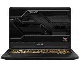 "NBK Asus TUF Gaming FX705GD-EW078 17,3"" Fekete"