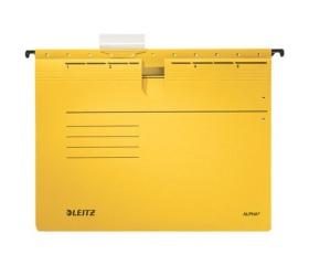 Leitz Alpha A4 gyorsfűzős karton függőmappa 25db
