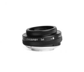 LENSBABY Sol 22mm f/3.5 (MFT)
