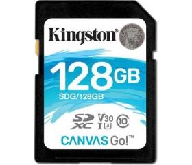 Kingston Canvas Go! SDXC 90/45MB/s 128GB