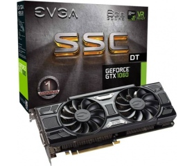 EVGA GeForce GTX 1060 SSC DT GAMING ACX 3.0 LED