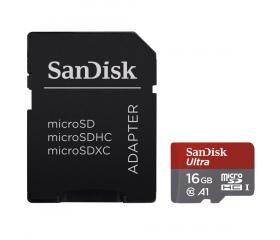 SANDISK microSDHC Ultra 16GB 98MB/s A1 UHSI-173446
