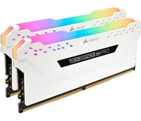 Corsair Vengeance RGB PRO 32GB 3200MHz fehér kit2