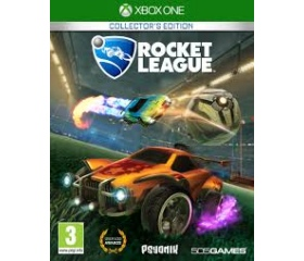 Xbox One Rocket League Collectors Edition