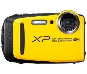 Fujifilm FinePix XP120 sárga