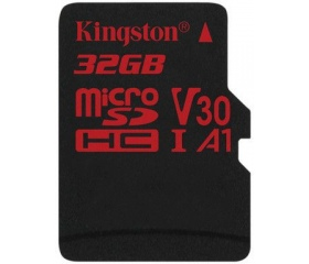 Kingston Canvas React microSDHC 100/80MB/s 32GB