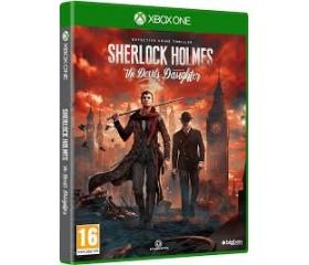 Xbox One Sherlock Holmes Devil D.