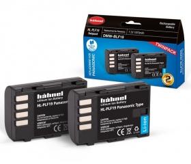 Hahnel HL-PLF19 Twin Pack (Panasonic DMW-BLF19)